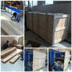 Pine Wood Box, Weight Holding Capacity(Kg): >1000 Kg