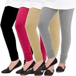 AJMERA FASHION Cotton Designer Leggings