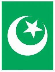 Muslim League Paper Flag