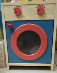 Roll play Washing Machine