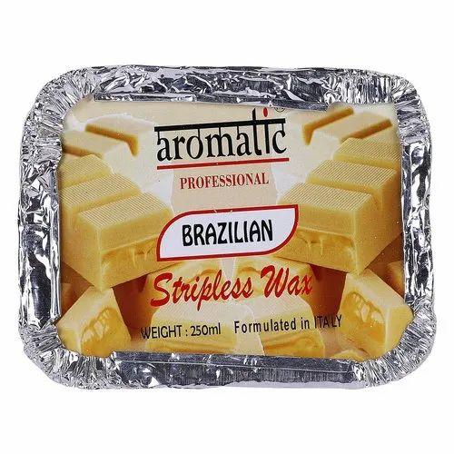 Aromatic White Chocolate Brazilian Wax, Packaging Size: 200gm