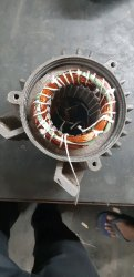 Winding Motor