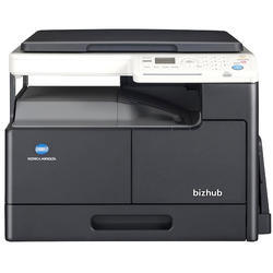Konica Minolta Bizhub Photocopy Scan Machine