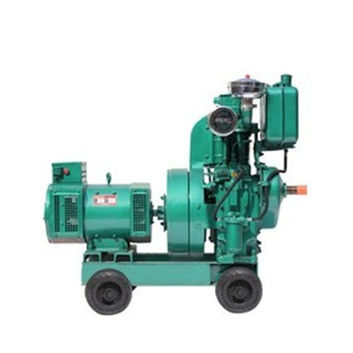 AC Single Phase Air Cooling Generator Set, Power: 7 kVA, Rs 39500 /unit |  ID: 17596172791