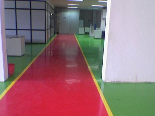 Heavy Duty Epoxy Flooring Services