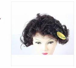 8x6 Inch French Lace European Virgin Human Hair