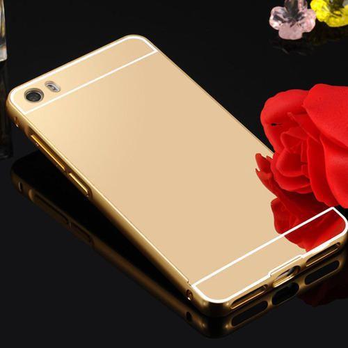 Shopizone Plain Aluminum Bumper Case Cover for Xiaomi Mi5