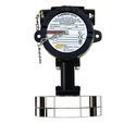 Black Low Range Pressure Difference Switch