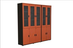 Office Brown Cabinet