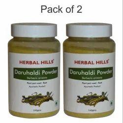 Ayurvedic Daruhaldi 100gm Powder - Liver Care