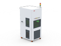 Enclosed Body Fiber Laser Marking Machine