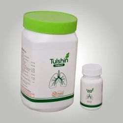 Tulshin Tablet Is Cure For Cough & Cold, Packaging Type: Bottle
