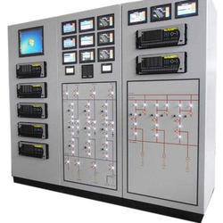 PLC Panels and SCADA System