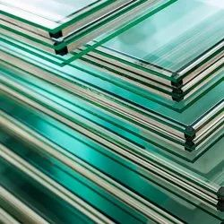 Transparent Laminated Safety Glass, Thickness: 13.52 Mm
