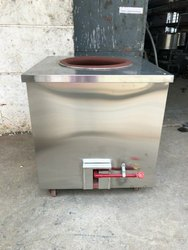 Stainless Steel Gas Tandoori