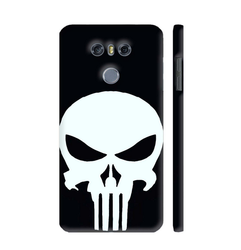 Colorpur The Punisher Artwork On LG G6 Cover