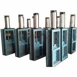 Mild Steel Pneumatic Cut Off Gate