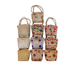 Multicolor Fancy Handmade Bag