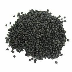 Black PVC Granules
