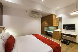 Breakfast Ac Room JK Rooms - Budget Hotels Provider, Wifi, Size Area: 150 Sqr. Feet