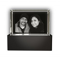 3d Crystal Personalized Couple Gift