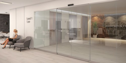 Automatic Glass Sliding Door At Rs 99000 Piece Sliding