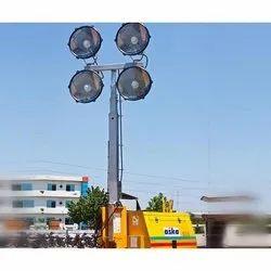 Aska Mobile Light Tower