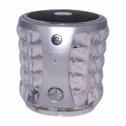 Zydeco 2096A Bluetooth Speaker (Silver & Black)