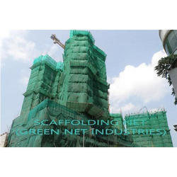 Scaffolding Net UV PROTECTED
