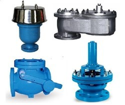 Vacuum Breaker or Vacuum Relief-Breather Valve