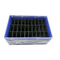 Partition Plastic Storage Crate
