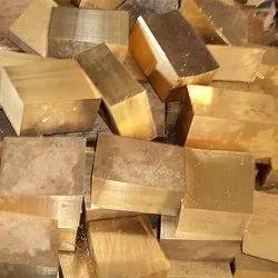 Golden Aluminium Bronze Scrap