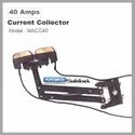 40 Amps Safetrack Current Collector