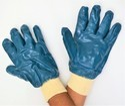 Nitrile Dipped Jersey Cuff Hand Glove