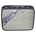 White Euro Memory Foam Mattress, Size/dimension: 72 X 35 Inches, Thickness: 5 Inches- 7 Inches