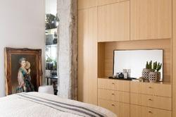 Fancy Wood Bedroom