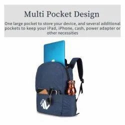 21 Ltrs Classic Backpack Blue