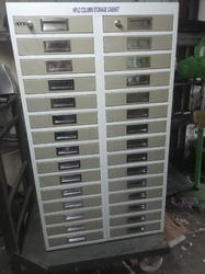 HPLC Column Storage Cabinet