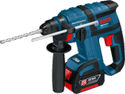 Cordless Rotary Hammer With Sds-plus Bosch Gbh 18 V-li Professional
