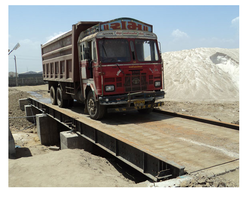 Weighbridge for Coal Field Industry