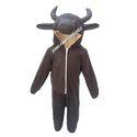 Kids Buffalo Costume