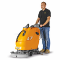 Auto Scrubber Dryer Battery Operated