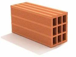 Clay Rectangular Wienerberger Porotherm Bricks - HP 150 (6 inch)