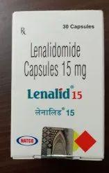 Lenalidomide Capsules 25 , 10 , 15 & 5 mg