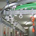 Storage T Overhead Conveyor