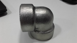 Socket Weld 90 Deg Pipe Elbow