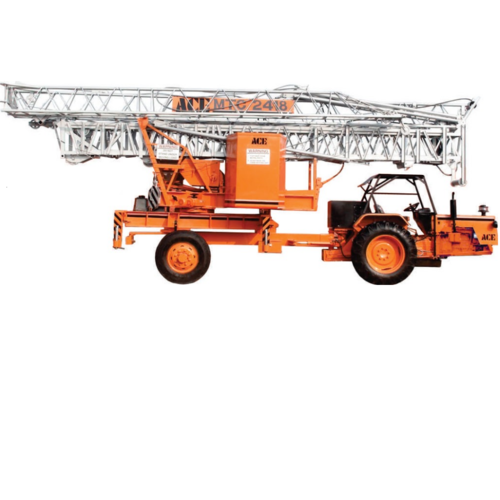 Luffing Tower Crane LC160B - View Specifications & Details