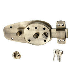 Atom Stainless Steel Designer Door Lock