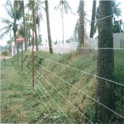 Farm Link Fence