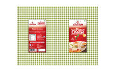 Anandam Pizza Cheese, For Restaurant, Packaging Type: Box